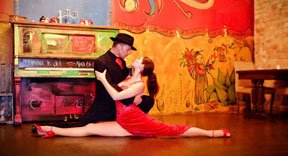 Thursday Tango nights at Besos Latinos